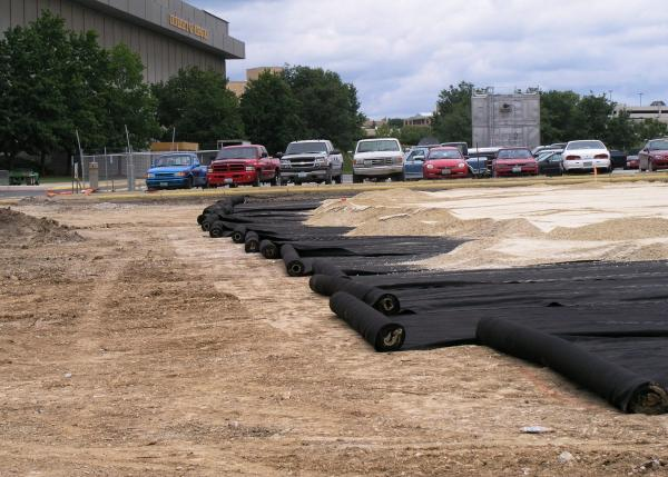 Geotextile & Geogrids